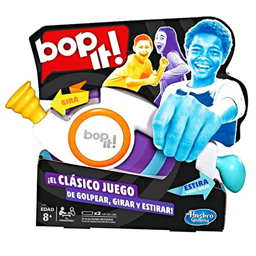 Hasbro Gaming E6393 Bop It Board Game