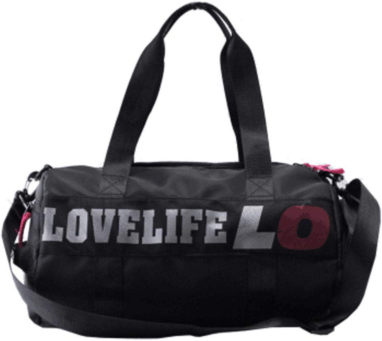 Sport-Sporttasche Damentasche für Männer Fluttraining Fluttraining Fluttraining Yoga-Tasche Trockene und nasse Trennung Schwimmsack (Farbe   B, größe   Groß) B07KD7K6MM  Ausgezeichneter Wert 2e427b