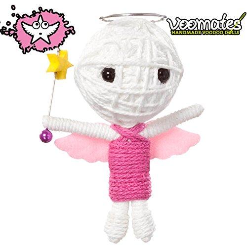 Voomates ORIGINAL string Doll Voodoo poppen, met geschenkdoos, 81 modellen Guardian Angel