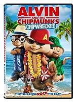 Alvin & the Chipmunks: Chipwrecked [DVD]