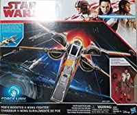 Star Wars The Last Jedi Poe's Boosted X-Wing Fighter Toys R Us TRU Exclusive Includes Poe Dameron Figure