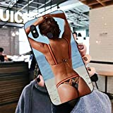 Fhnblj Beau Cul Niña Sexy Funda para Xiaomi Mi 9 8 10 5 6 Lite f1 se Max 3 2 Mix 2s-for_xiaomi_mi_max3_a10