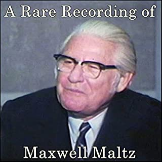 A Rare Recording of Maxwell Maltz cover art