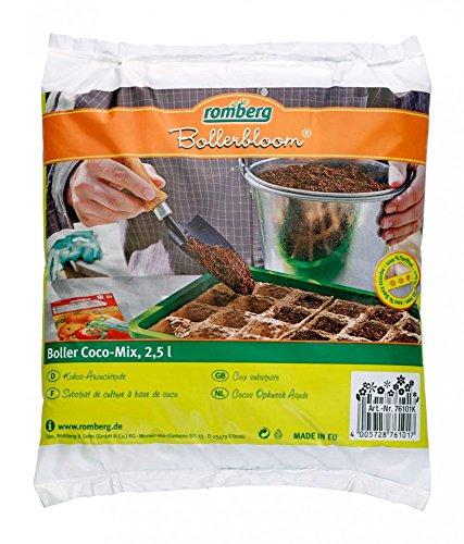 Bollermix Compost Terriccio per semina, 2,5litri