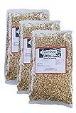 Copos de avena - 3kg - Rica en nutrientes, vitaminas y minerales - 100% natural y libre de toxinas - Cereal para el desayuno - Fuente deliciosa de fibra