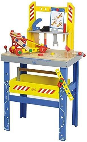 envío gratis Vilac 54 x 31 x 85 cm Workbench with Accessories Accessories Accessories (Large) by Vilac  marcas de diseñadores baratos