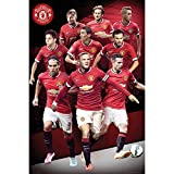 Poster Manchester United - Collage 14/15 - 61 x 91.5 cm |