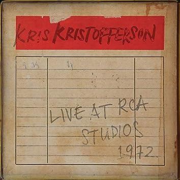 Live at RCA Studios 1972