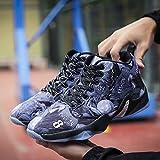 Zapatillas para Hombre Hombres Mujeres Zapatillas de Deporte Otoño Invierno Botas de Pareja Al Aire Libre Zapatos Deportivos Casuales Botas de Hombre de Alta Resistencia Al Desgaste Resiste