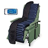 Dialysis Recliner PAD Alternating AIR, Portable Comfort, Ulcer Prevention, Pressure Relief