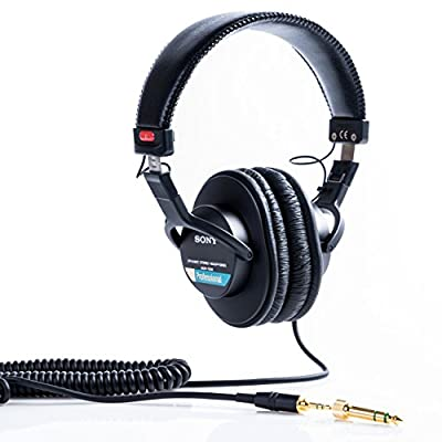 Sony MDR7506 Professional Large Diaphragm Headphone from Sony