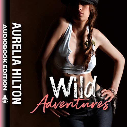 Wild Adventures  audiobook cover art