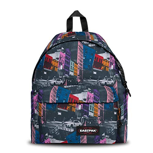 Eastpak PADDED PAK'R Zaino Casual, 40 cm, 24 liters, Multicolore (Chropink)