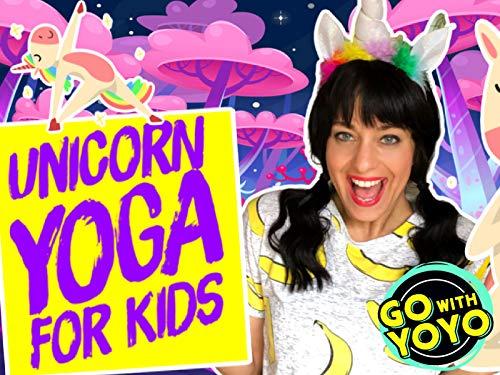 Unicorn Yoga - Go with YoYo