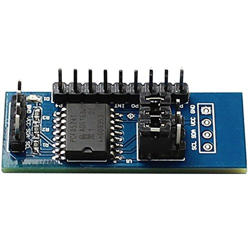 DaoRier PCF8574 PCF8574T I/O Expansion Module I2C Modul für Arduino
