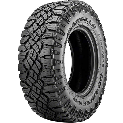 Goodyear Wrangler DuraTrac All-Season Radial Tire - 265/70R16 112S