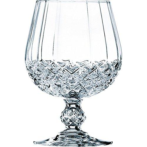 Serie Longchamp - Juego de 6 vasos para coñac (32 cl)