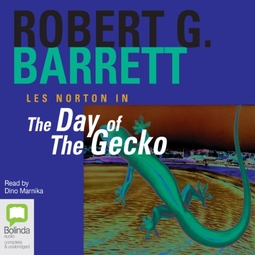 The Day of the Gecko  By  cover art