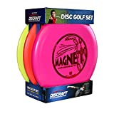 Discraft DSSB Beginner Disc Golf Set (3-Pack)