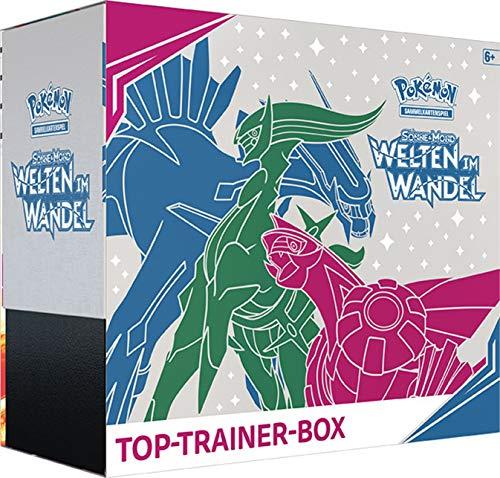 Unbekannt Pokemon SM12 - Welten im Wandel - Top-Trainer Box