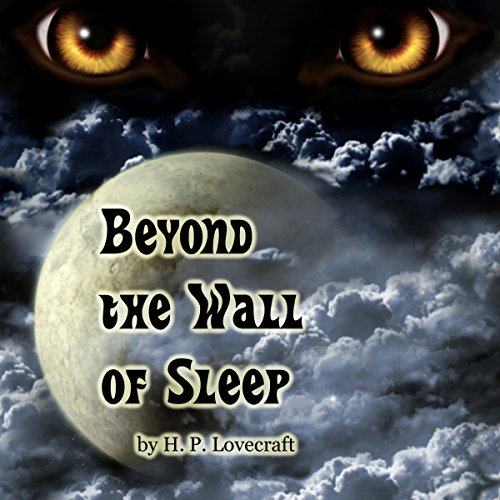 Beyond the Wall of Sleep audiobook cover art