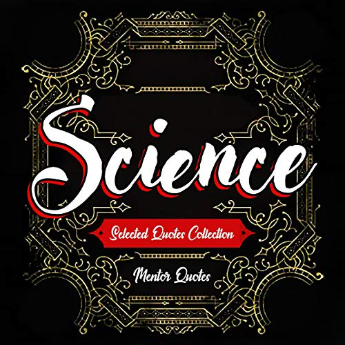 Science: Selected Quotes Collection audiobook cover art