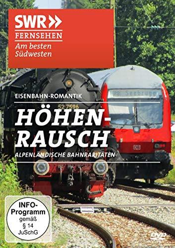 Höhenrausch - Alpenländische Bahnraritäten