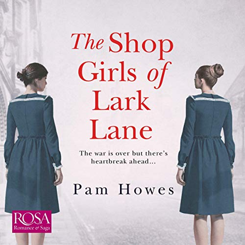 The Shop Girls of Lark Lane audiobook cover art