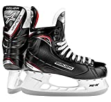 Bauer Junior Vapor X400 Ice Hockey Skates (5, Black)