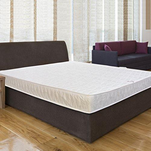 Baldiflex Materasso Easy Small 130 x 190 cm, Cotone Ortopedico
