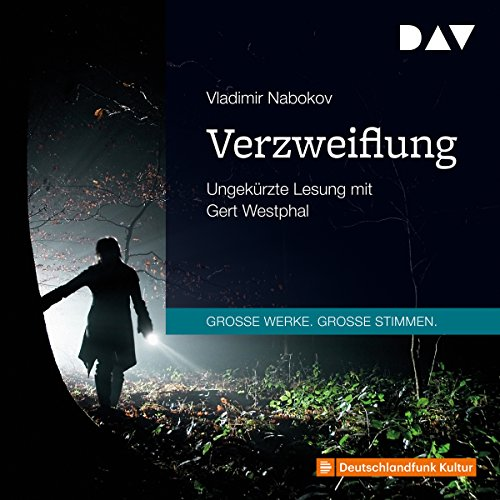 Verzweiflung audiobook cover art