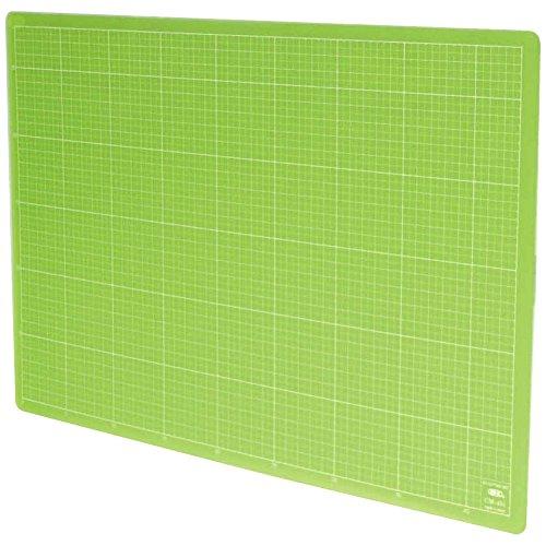 エヌティー カッターマット オレフィン系樹脂 A3 クリアグリーン CM-45i-G
