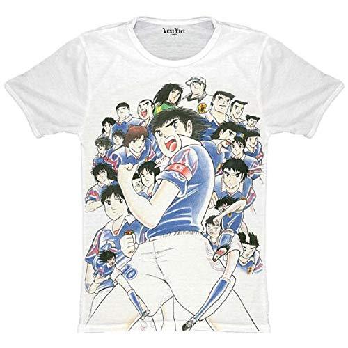 VENI VICI T-Shirt Captain Tsubasa - Mehrfarbig - S