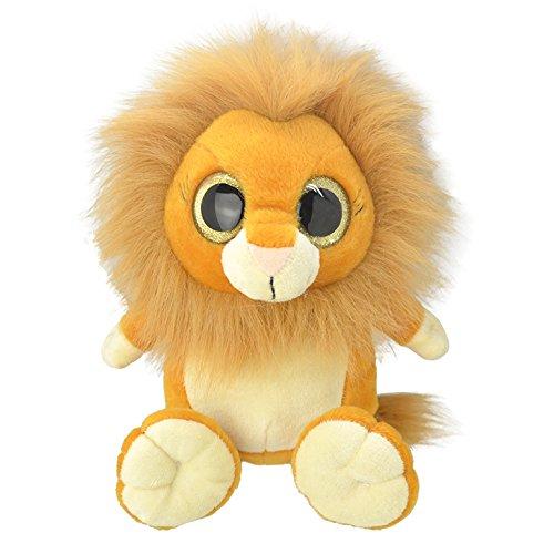Wild Planet 33 cm orbys Lion Jouet en Peluche (Multicolore)