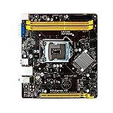 Biostar IH61MF-Q5 - Placa Base (Intel, LGA 1155 (Socket H2), Intel Core i3, Intel Core i5, Intel Core i7, Intel Pentium, DDR3-SDRAM, DIMM, 1066,1333,1600 MHz)