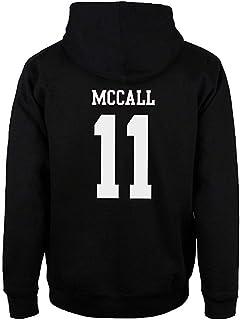 Donna Uomo Autunno Inverno Moda Felpa con Cappuccio Beacon Hills Lacrosse Manica Lunga Hooded Hoodies Sweatshirt Pullover ...