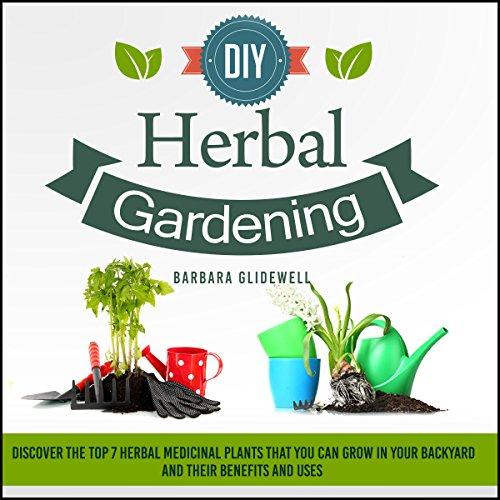 DIY Herbal Gardening, Book 2 cover art