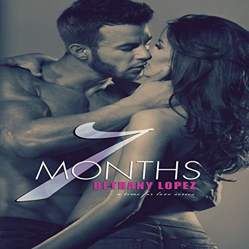 Seven Months audiobook cover art