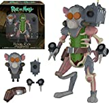 Funko - Rick & Morty: Pickle Rick Figurina de...