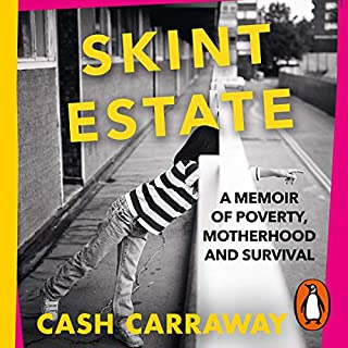 Skint Estate audiobook cover art