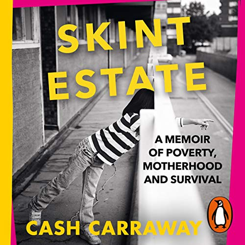 Skint Estate audiobook cover art