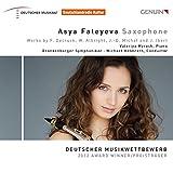 Asya Fateyeva - Saxophone