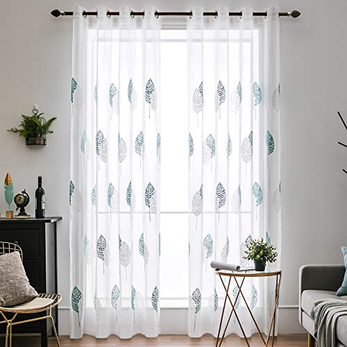 cortinas translucidas lila