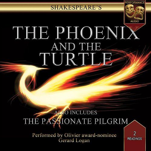 The Passionate Pilgrim / The Phoenix & The Turtle cover art