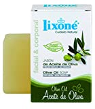 Lixone Jabón de Aceite de Oliva - 133 gr