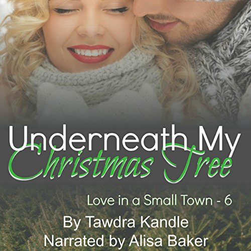 Underneath My Christmas Tree audiobook cover art