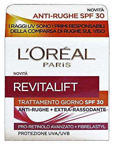 L'Oréal Paris – Revitalift jour anti-rides SPF 30 – Crème Visage 50 ml