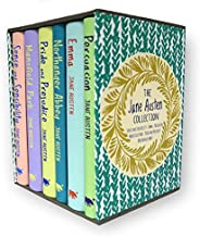The Jane Austen Collection: Deluxe 6-Volume Box Set Edition (Arcturus Collector's Classics)
