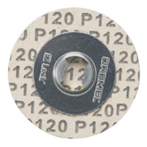 Dremel EZ411SA EZ Lock Körnung Schleifscheibe, EZ412SA