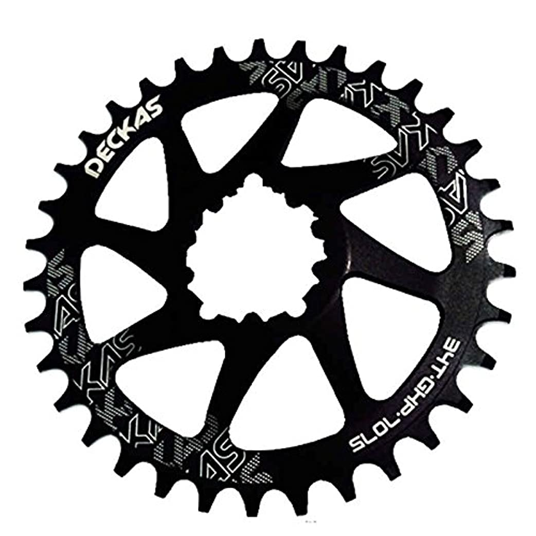 ワゴン例外確認Propenary - GXP bicycle crankset Al 7075 CNC32T 34T Narrow Wide Chainring Chainwheel for Sram XX1 XO1 X1 GX XO X9 crankset bicycle parts [ 38T Black ]